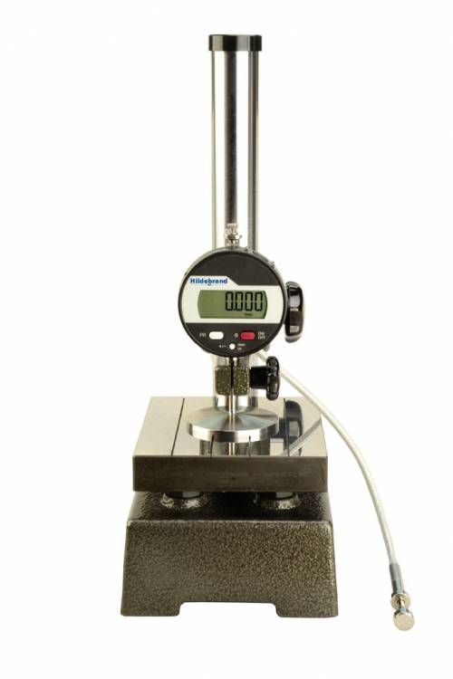 Thickness Gauge for Textiles
