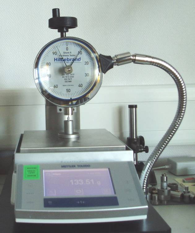Calibration Durometer