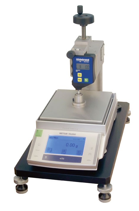 Durometer Calibration Device Force